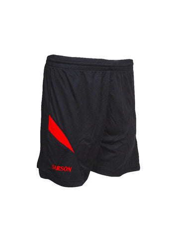 Durango Shorts Black/Red