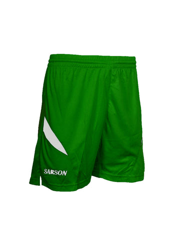 Durango Shorts Kelly Green/White