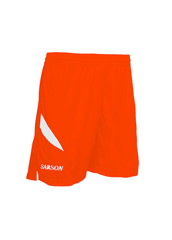Durango Shorts Orange/White