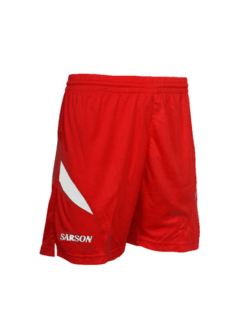 Durango Shorts Red/White