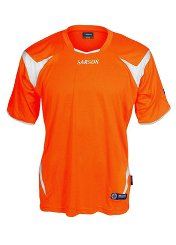 Merca Jersey Orange/White