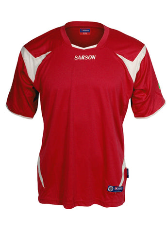 Merca Jersey Red/White