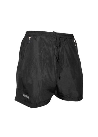 Milan Coach Shorts Black