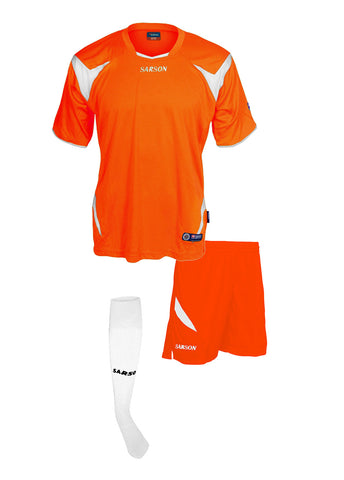 Merca and Durango Set Orange/White