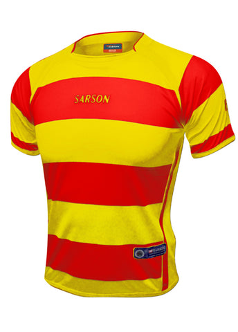 Rio Jersey Yellow/Red