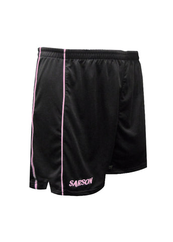 San Paolo Shorts Black/Pink