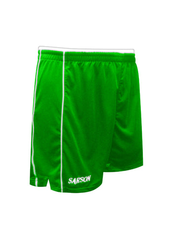San Paolo Shorts Kelly Green/White