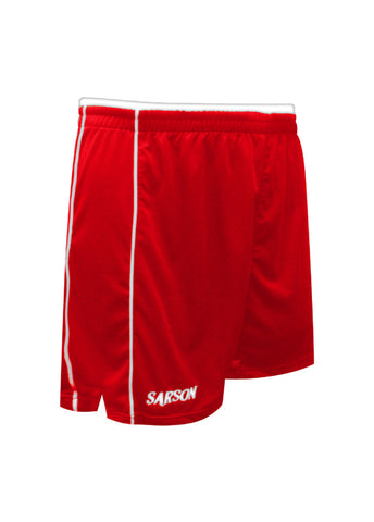 San Paolo Shorts Red/White