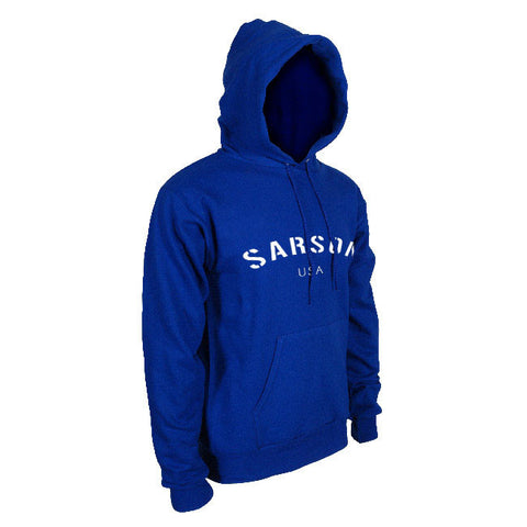 Keta Hooded Sweatshirt Royal