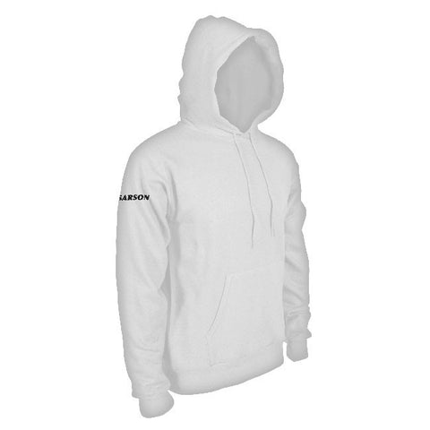 Kano Hooded Sweatshirt White