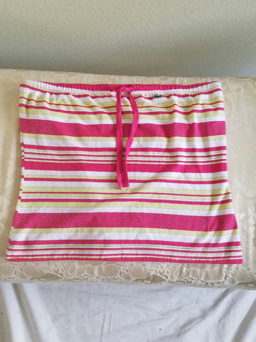Lacoste Striped Tube Top