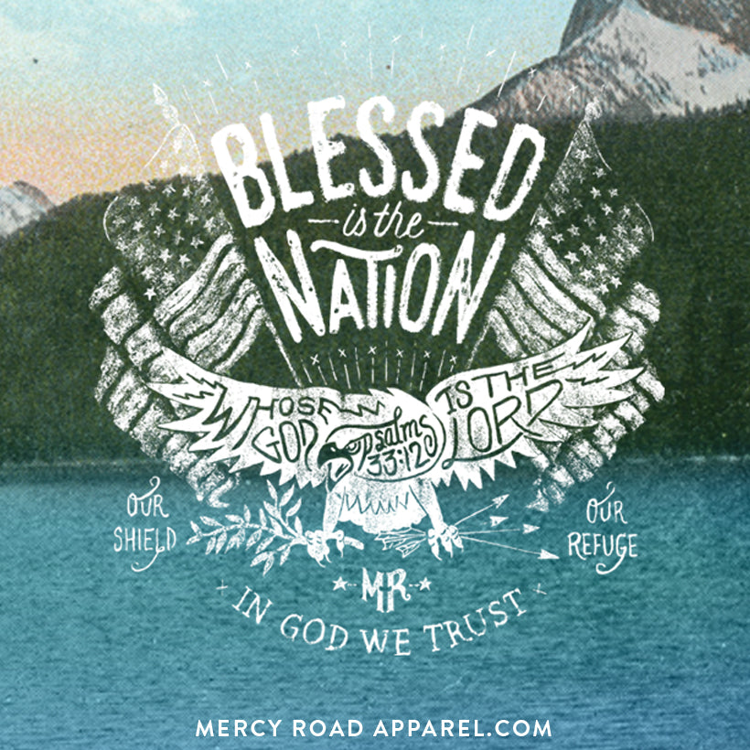 Hand-crafted, gloriously comfy, christian apparel at +++ MercyRoadApparel.com +++