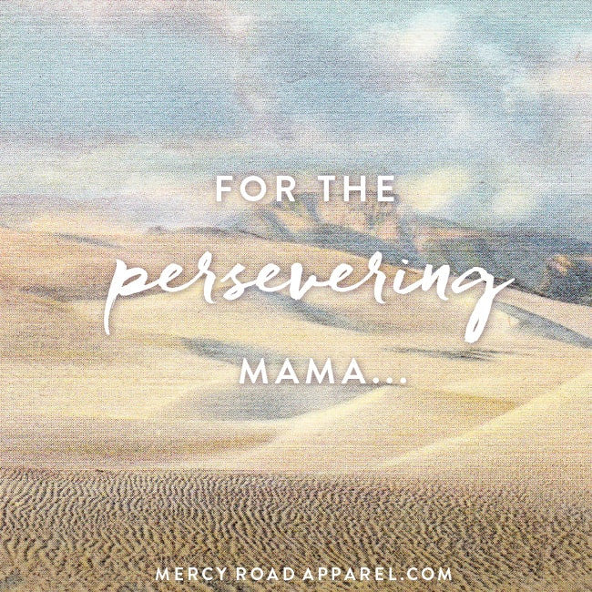 Persevering Mom James 1:12