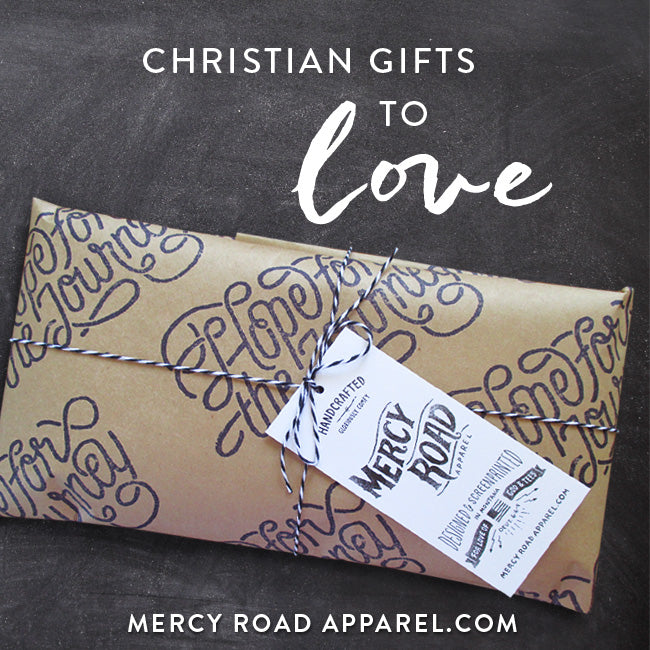 Christian gifts to love. Great Christian gift ideas for men and women!