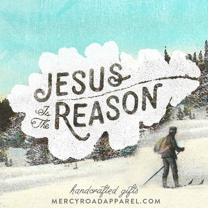 Jesus is the reason for the season. Christian Gift Guide 2016