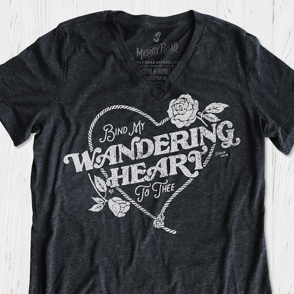 Southwest Style Christian Women's t-shirt | Wandering Heart