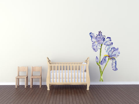 Iris Wall Sticker