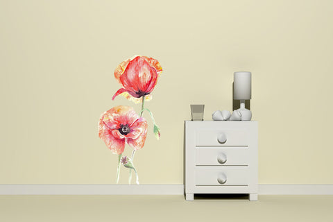 Poppy Wall Sticker