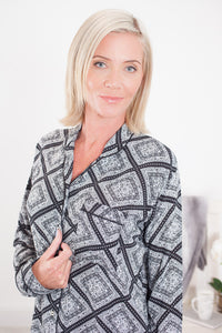 Kim Gray talks about Signature Sleepwear