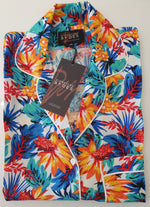 Short Pyjama Set - Tropical paradise