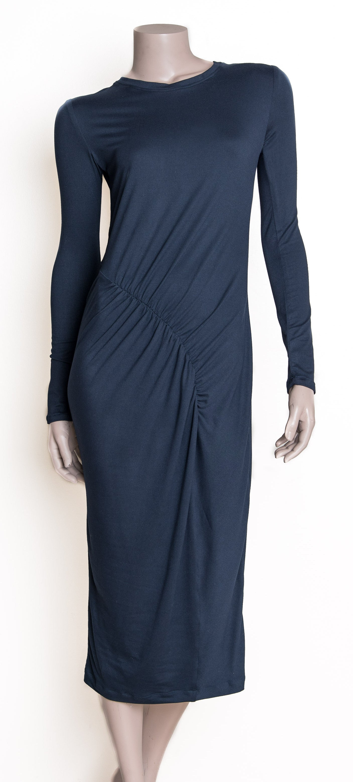 Grace Dress - Navy