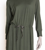 Courtney Dress - Khaki