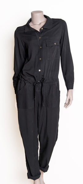Willow Jumpsuit - Black