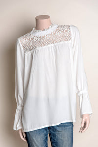 Jackie shirt - Winter White