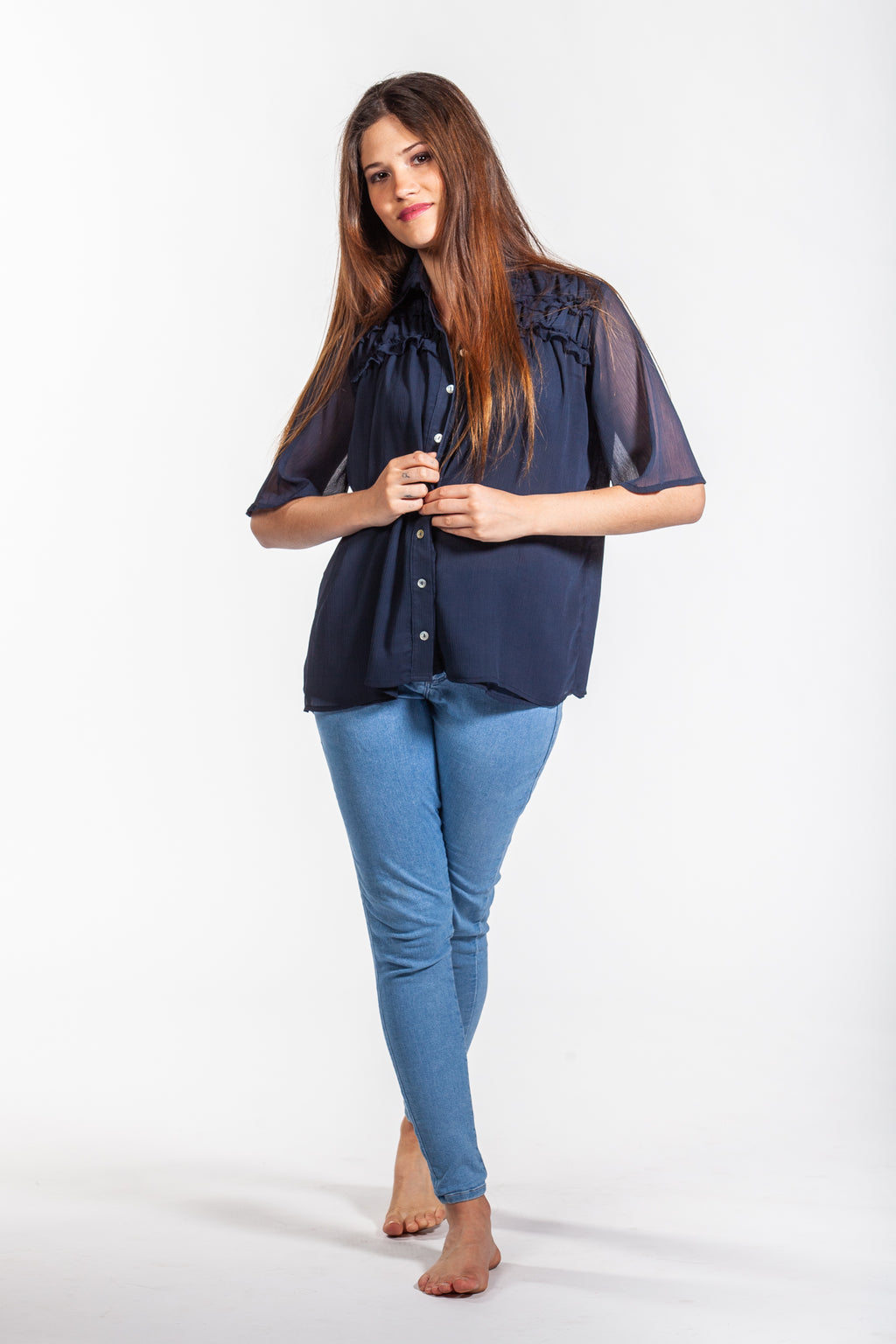 Coco shirt - Navy
