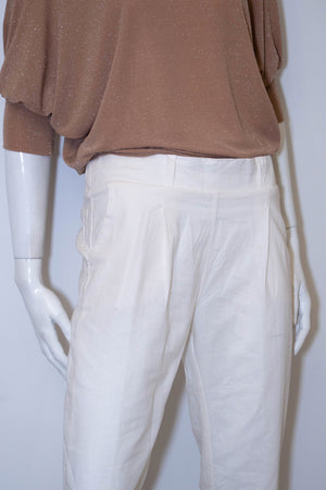 Charlie Pants - Winter White