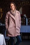 Bailey Coat - pink