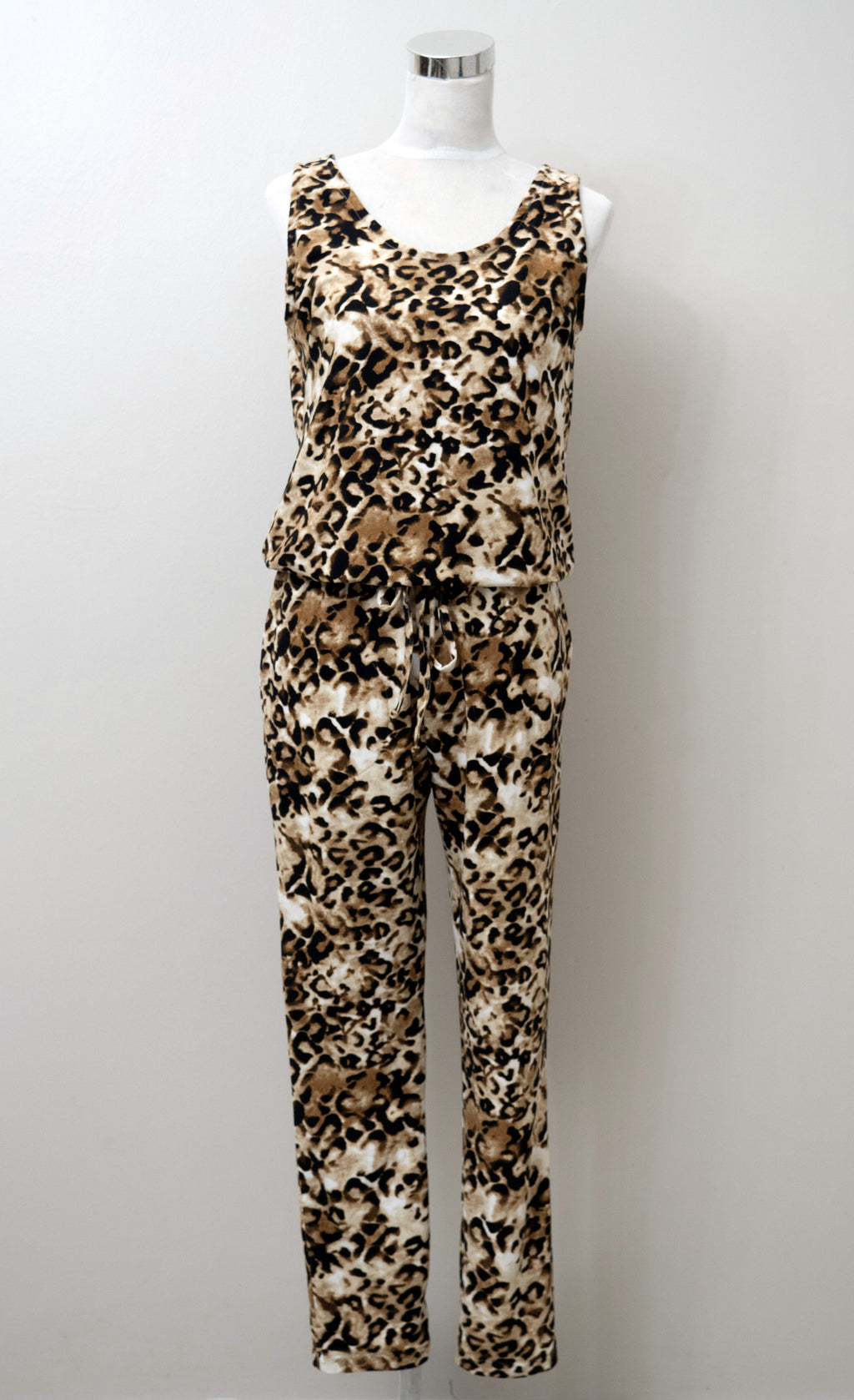 Molly Jumpsuit Jumpsuit - animal print