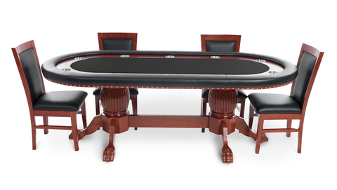 luxury rockwell convertible table diningpoker - Gaming Tables