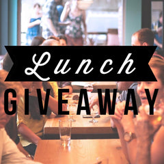Lunch Giveaway August Lunch Shout at Vines Restaurant