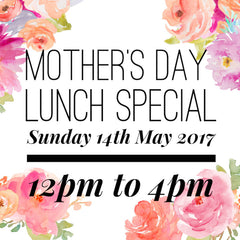 Mothers Day at Vines Restaurant Waimate