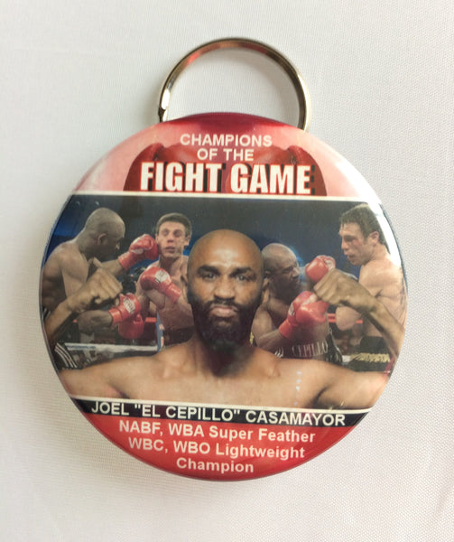 Keychain/bottle opener Red Joel Casamayor