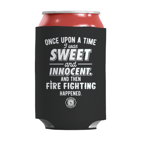 Limited Edition - Sweet And Innocent -Fire fighting