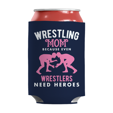 Limited Edition - Wrestling Mom because even wrestlers need heroes