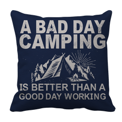 A Bad Day Camping
