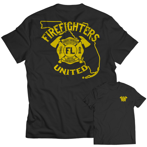 Limited Edition - Florida Firefighters United