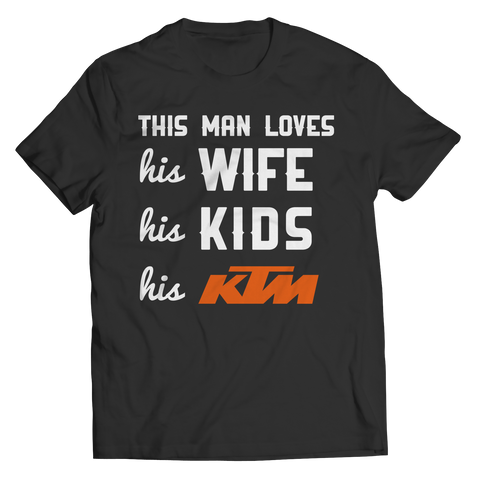 This Man Loves KTM