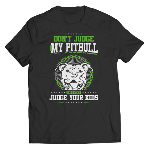 DONT JUDGE PITBULL