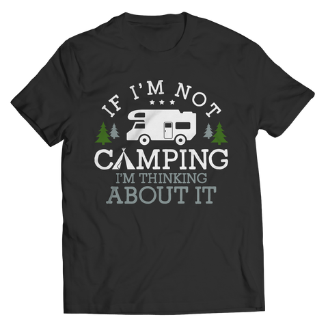 If I'm Not Camping