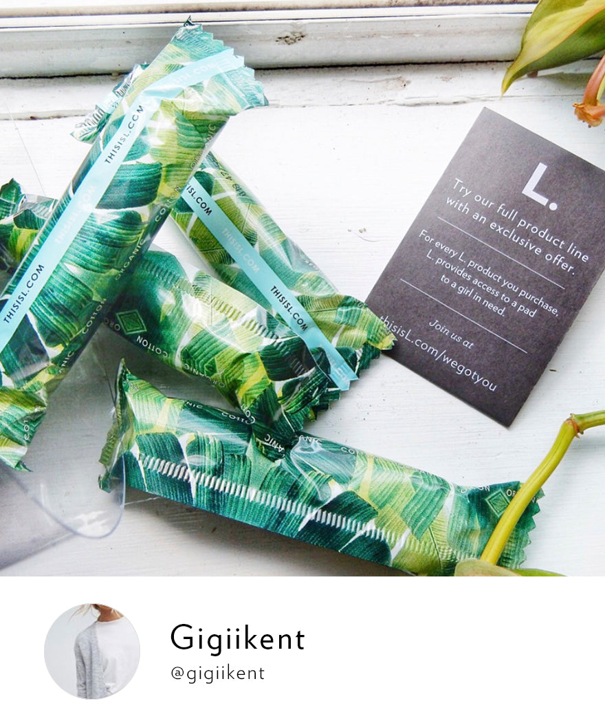 L  | Award-winning personal care products made with organic