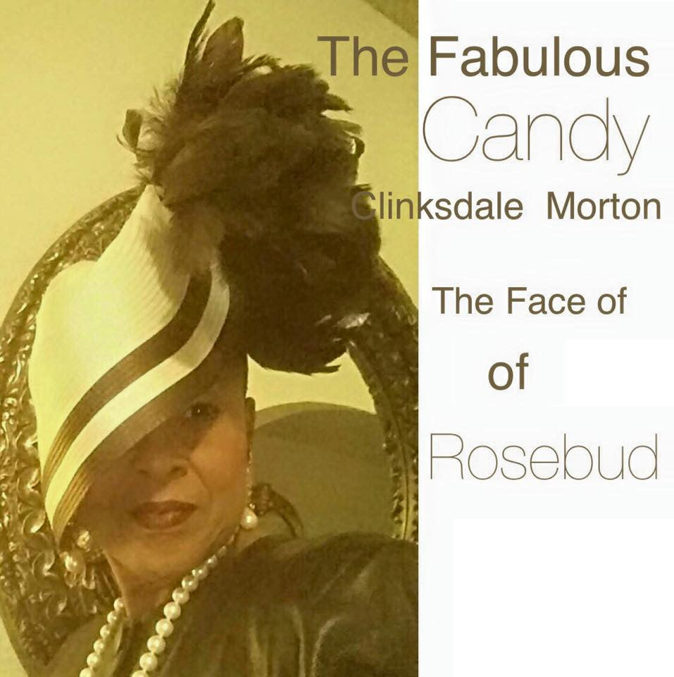 Our Newest Star!  Introducing the New Face of Rosebud Candy Morton