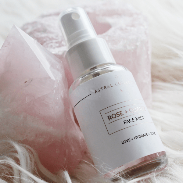 Rose Water Toning Face Mist