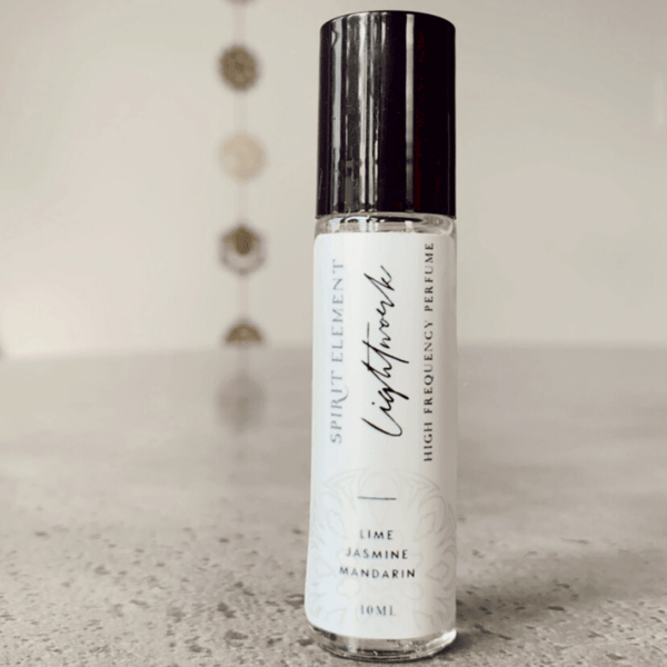 Light Work Essential Oil Roller by Spirit Element