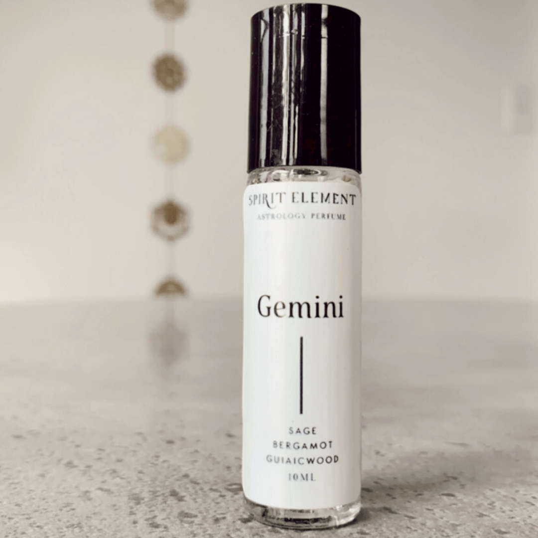 Gemini Roll On Perfume