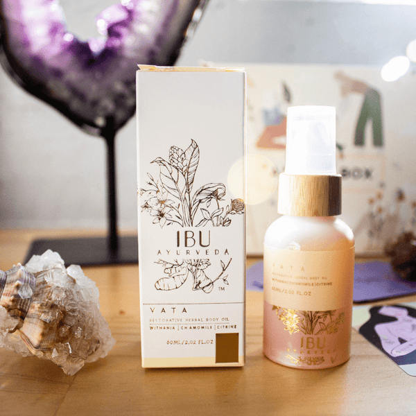Ibu Ayurveda Vata Body Oil