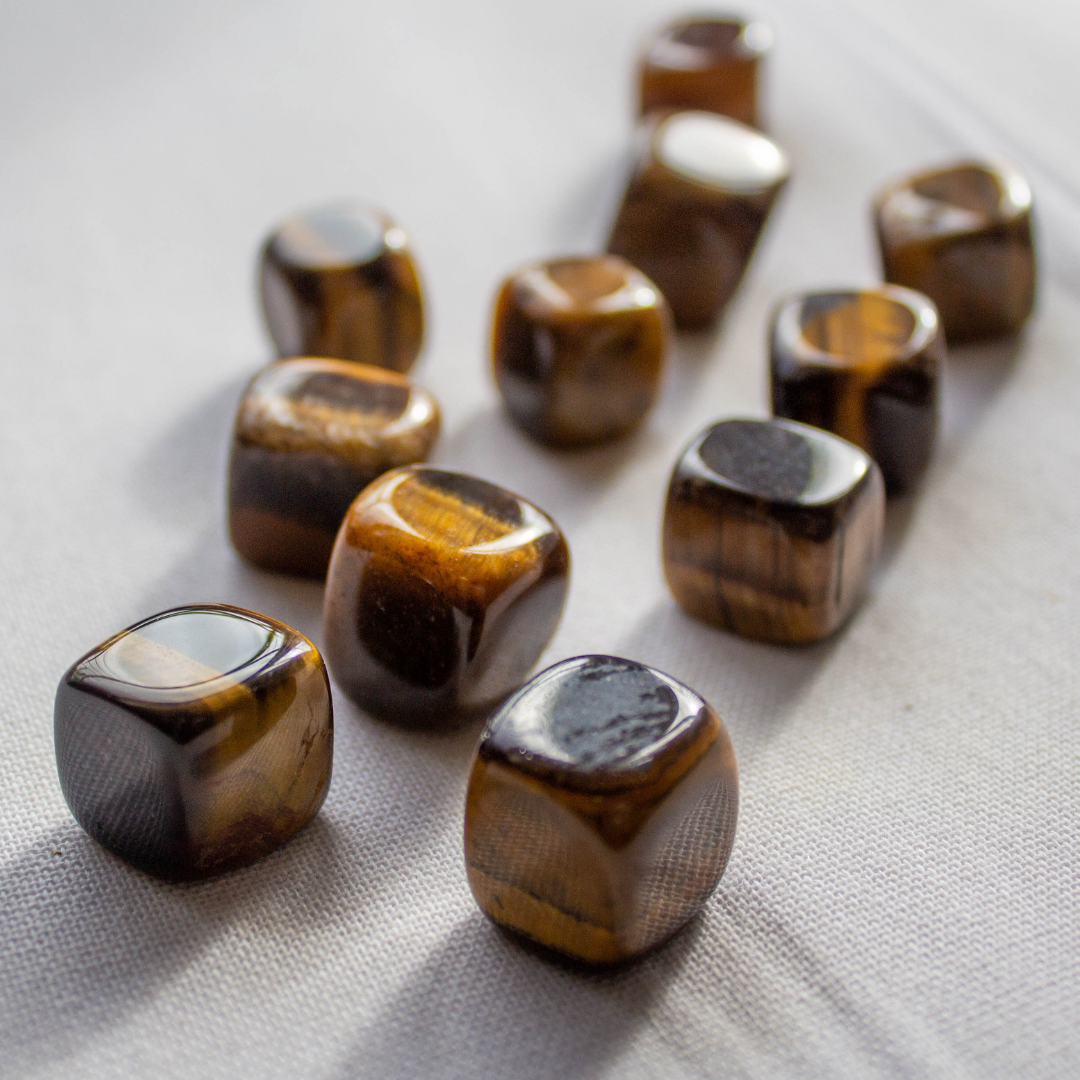 Tigers Eye Gemstone